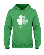 BE A SHAMROCK Hooded Sweatshirt front