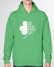 BE A SHAMROCK Hooded Sweatshirt garment-hooded-sweatshirt-front-04