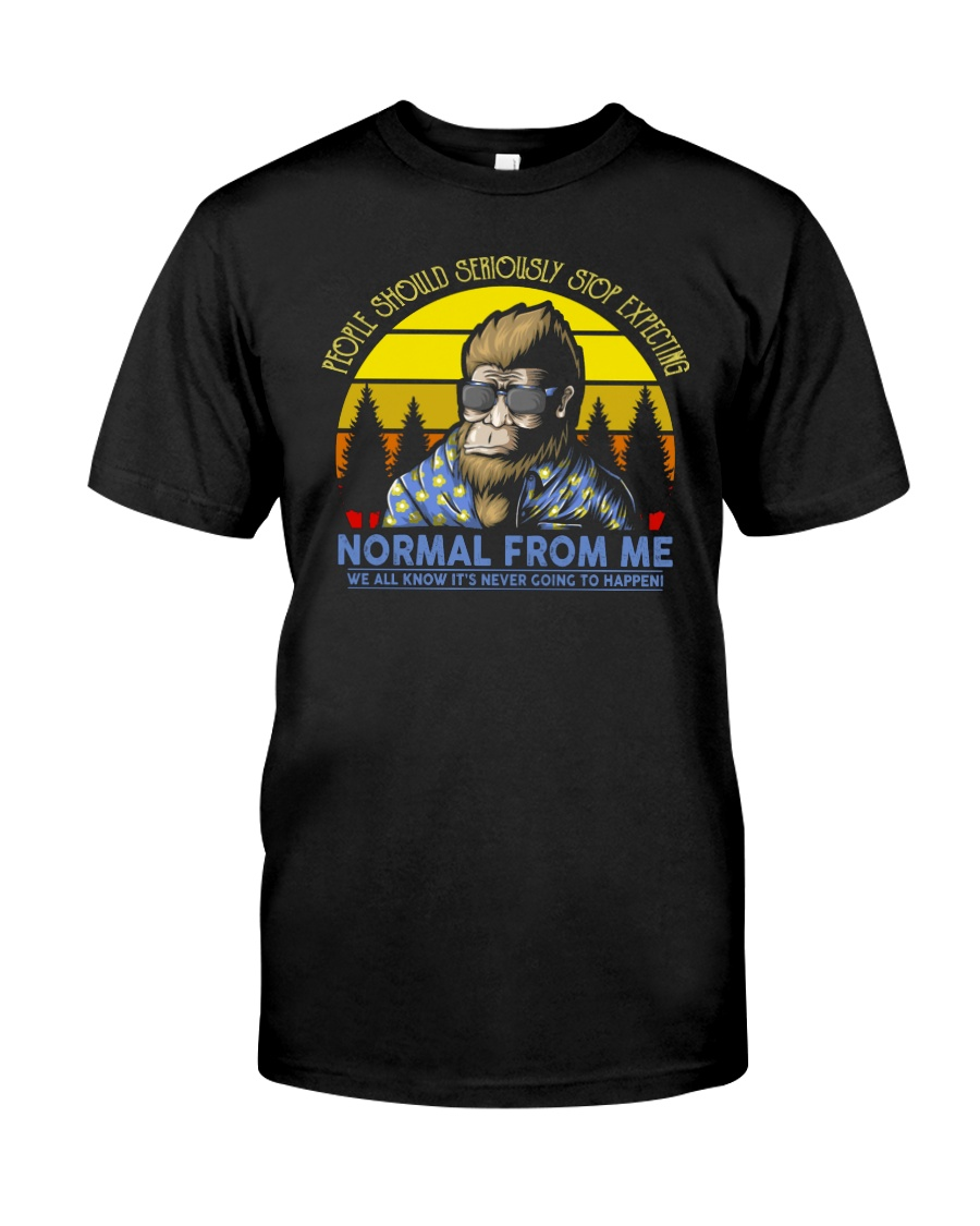 NORMAL FROM ME Classic T-Shirt