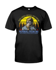 NORMAL FROM ME Classic T-Shirt front