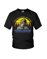 NORMAL FROM ME Youth T-Shirt thumbnail