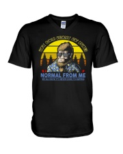 NORMAL FROM ME V-Neck T-Shirt thumbnail