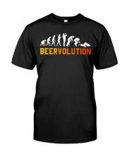 BEERVOLUTION Classic T-Shirt front