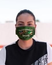 Irish Blood 10 Cloth Face Mask - 3 Pack aos-face-mask-lifestyle-03
