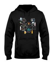 Homebrewing Hooded Sweatshirt thumbnail