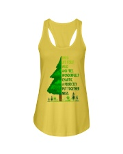 SHE IS LIFE ITSELF WILD AND TREE Ladies Flowy Tank thumbnail