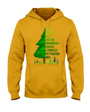 SHE IS LIFE ITSELF WILD AND TREE Hooded Sweatshirt tile