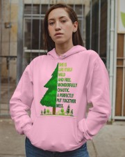 SHE IS LIFE ITSELF WILD AND TREE Hooded Sweatshirt apparel-hooded-sweatshirt-lifestyle-08