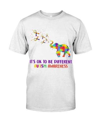 Autism awareness elephant