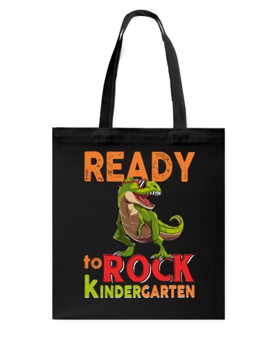 READY TO ROCK KINDERGARTEN