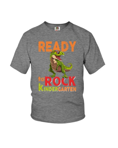READY TO ROCK KINDERGARTEN