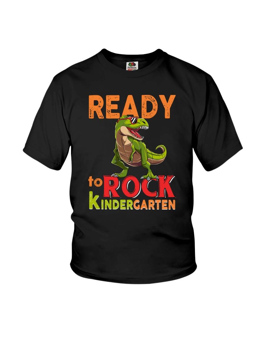 READY TO ROCK KINDERGARTEN Youth T-Shirt
