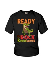 READY TO ROCK KINDERGARTEN Youth T-Shirt front