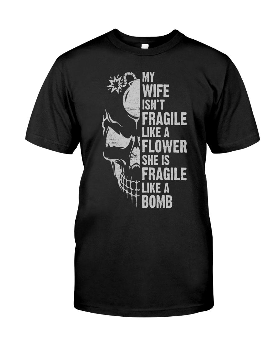 BOMB WIFE Classic T-Shirt