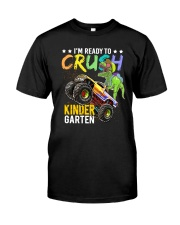 READY TO CRUSH KINDERGARTEN Classic T-Shirt thumbnail