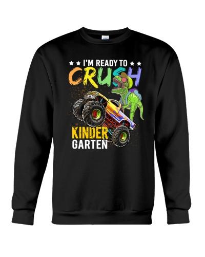 READY TO CRUSH KINDERGARTEN