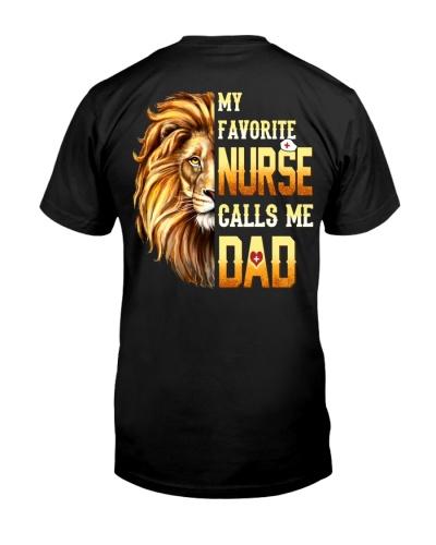 CALLS  ME DAD - Nurse