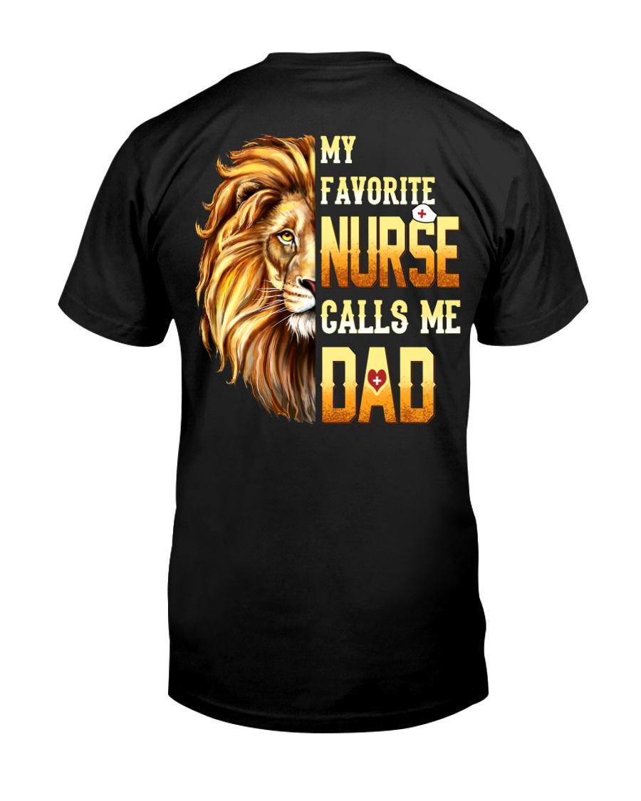 CALLS  ME DAD - Nurse Classic T-Shirt