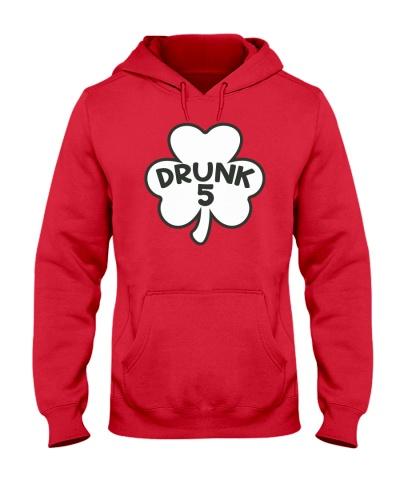 DRUNK 5 T-SHIRT