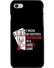 I WON T-SHIRT Phone Case thumbnail