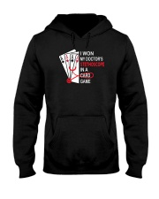 I WON T-SHIRT Hooded Sweatshirt thumbnail