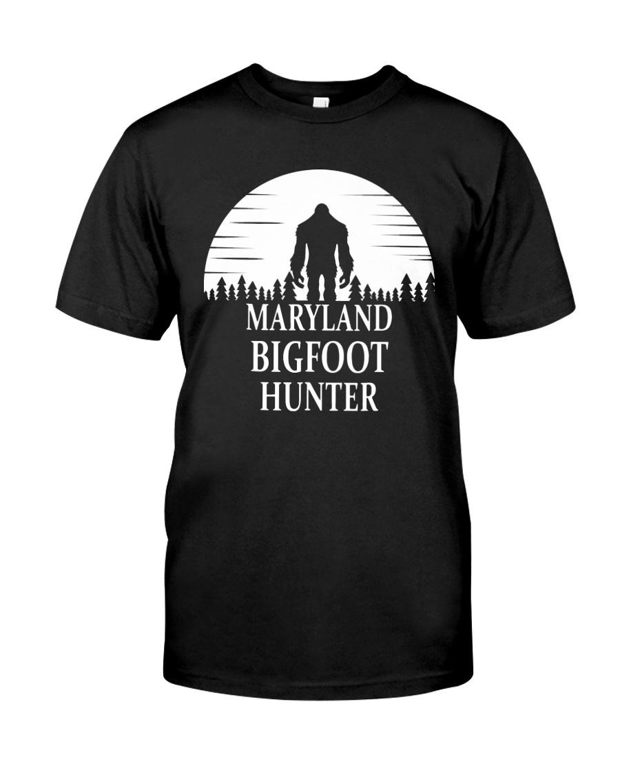 MARYLAND - HUNTER Classic T-Shirt