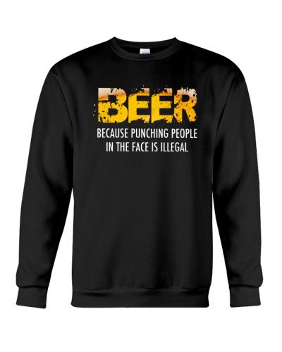 BEER PUNCHING