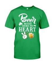 BEER BROKE T-SHIRT Classic T-Shirt front