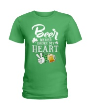 BEER BROKE T-SHIRT Ladies T-Shirt thumbnail