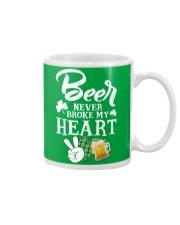 BEER BROKE T-SHIRT Mug thumbnail