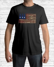 Bacon and beer Classic T-Shirt lifestyle-mens-crewneck-front-1
