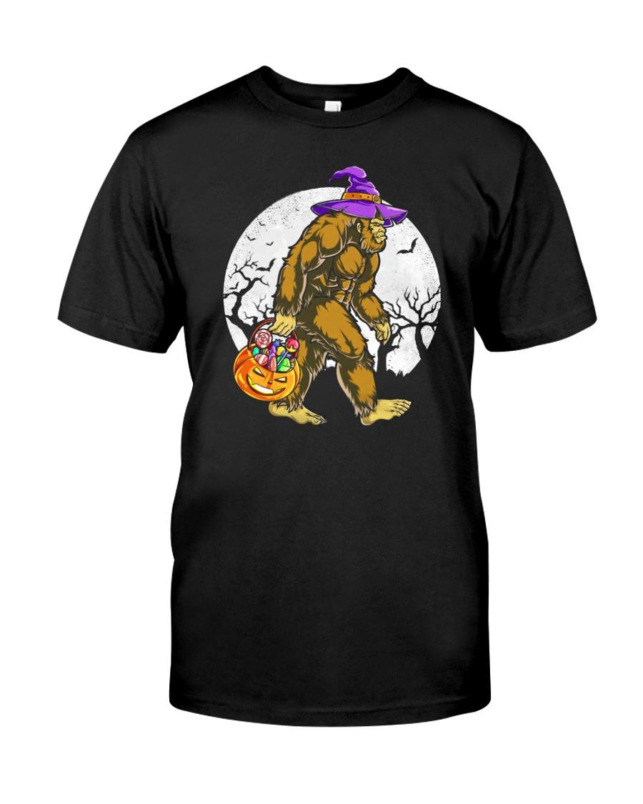HALLOWEEN BIGFOOT Classic T-Shirt
