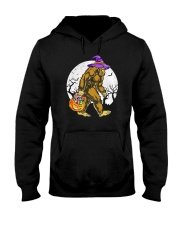 HALLOWEEN BIGFOOT Hooded Sweatshirt thumbnail