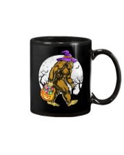 HALLOWEEN BIGFOOT Mug tile