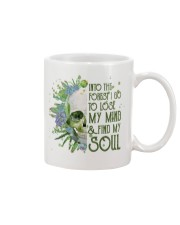 INTO THE FOREST SKULL  Mug thumbnail
