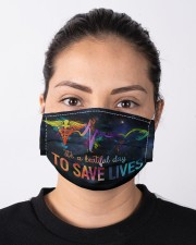 SAVE LIVES Cloth Face Mask - 3 Pack aos-face-mask-lifestyle-01