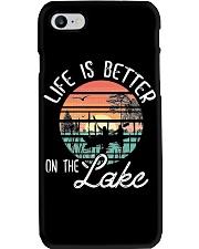LIFE IS BETTER ON THE LAKE Phone Case thumbnail