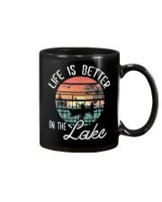 LIFE IS BETTER ON THE LAKE Mug thumbnail