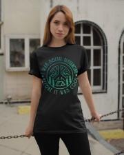 I was Classic T-Shirt apparel-classic-tshirt-lifestyle-19