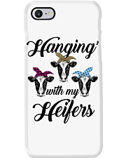 Hanging with my heifers Phone Case thumbnail