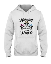 Hanging with my heifers Hooded Sweatshirt thumbnail