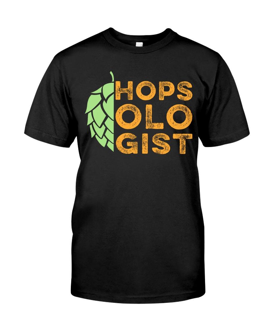 Hopsologist Classic T-Shirt
