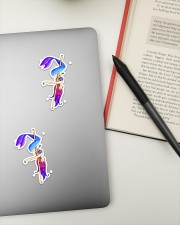 BACK TO THE SEA 3 Sticker - 2 pack (Vertical) aos-sticker-2-pack-vertical-lifestyle-front-19
