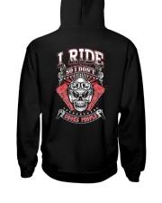 BIKER T-SHIRT Hooded Sweatshirt thumbnail