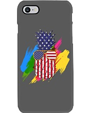 Perfect shirt for Independence Day - Pinapple Phone Case thumbnail