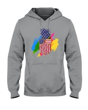 Perfect shirt for Independence Day - Pinapple Hooded Sweatshirt thumbnail