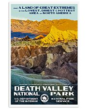 DEATH VALLEY 11x17 Poster front