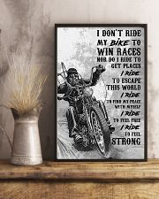 I RIDE 16x24 Poster lifestyle-poster-3
