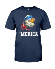 BALD EAGLE - INDEPENDENCE DAY Classic T-Shirt front