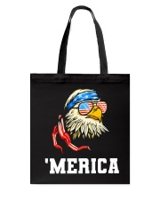 BALD EAGLE - INDEPENDENCE DAY Tote Bag thumbnail